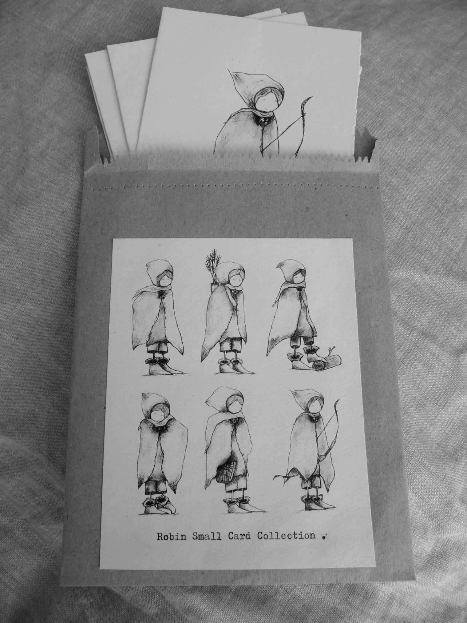 Robin Small cards