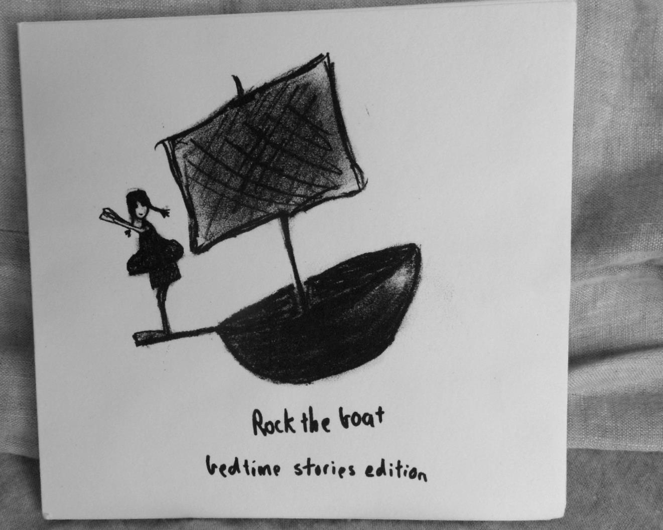 Rock the Boat Bedtime Stories edition