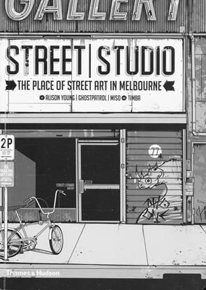 BLOG street studio book