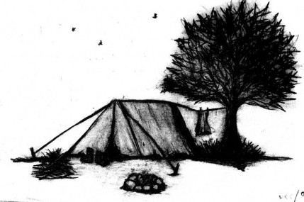 DIARIES tent 1
