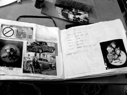 stormie scrap book
